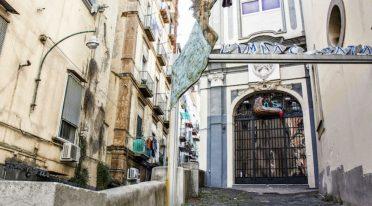 يستضيف مسرح سانيتا الجديد في نابولي المؤتمر الصحفي للمدن على الحافة
