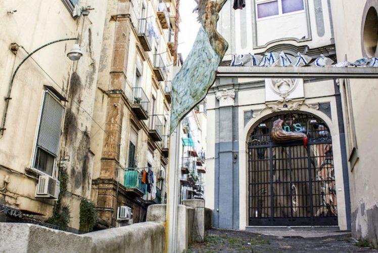 Il Nuovo Teatro Sanità di Napoli dive si terrà la conferenza stampa di Cities on the Edge