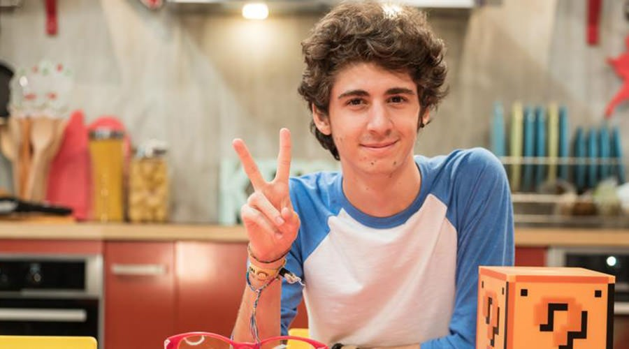Favij, famoso YouTuber