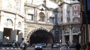 Galleria Vittoria in Naples, closing for 9 months