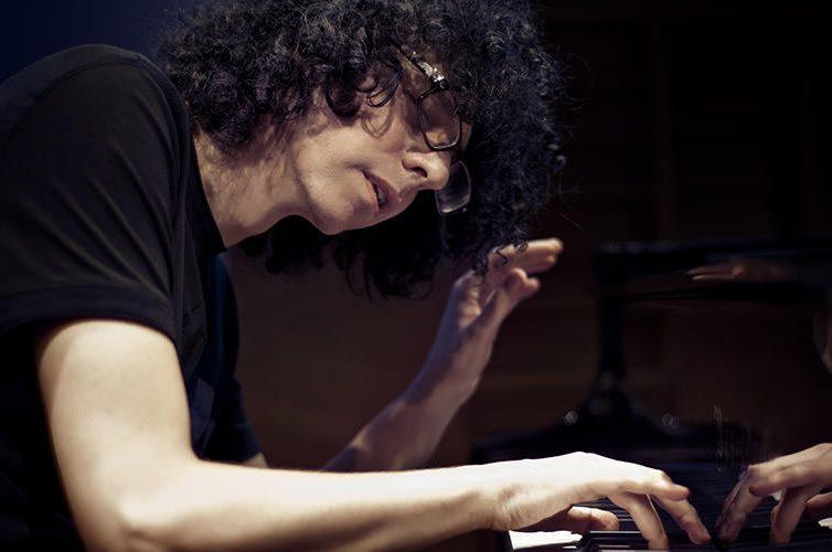 Giovanni Allevi al pianoforte