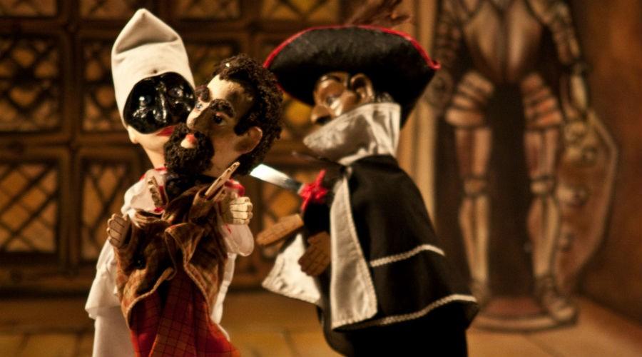 Al Museo di San Martino lo spettacolo dedicato a Pulcinella