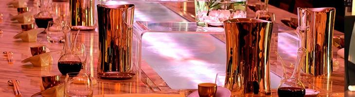 Cena all'hotel romeo a Napoli
