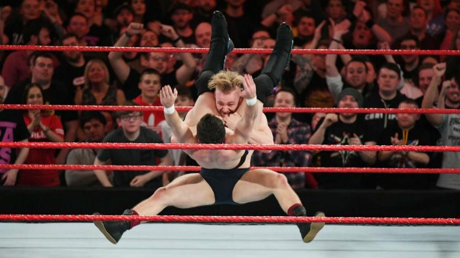 i miti del wrestling 2018 a san giorgio a cremano