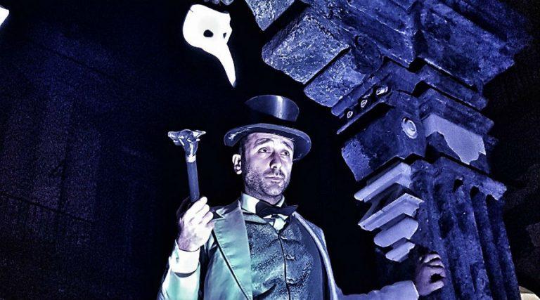 L'itinerario teatralizzato Il fantasma dei Natali passati a San Lorenzo Maggiore