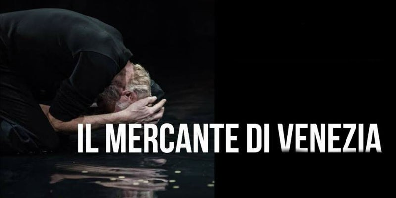Der Kaufmann von Venedig inszeniert in der Toledo Gallery in Neapel