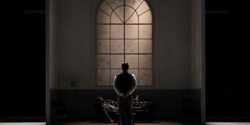 Lo spettacolo Il servo in scena al Teatro Mercadante di Napoli