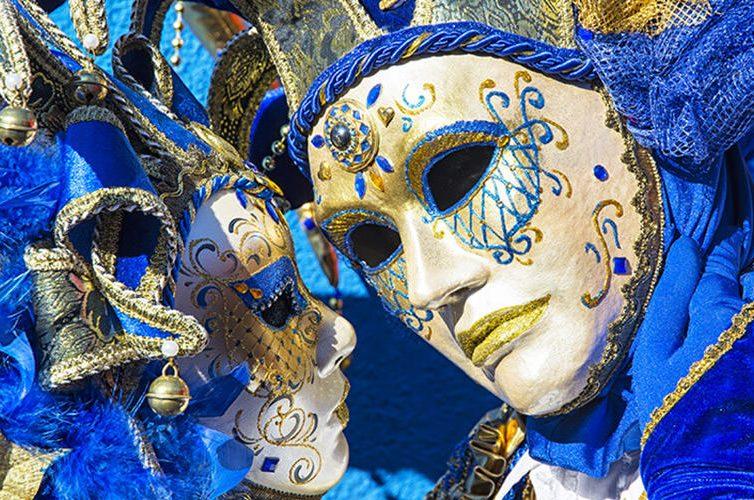 Maschere di Carnevale