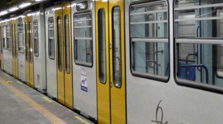 Metro line 6 Naples