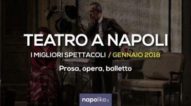أفضل العروض المسرحية في نابولي والنثر والأوبرا والباليه