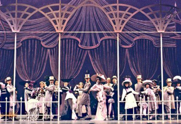 Lo spettacolo My Fair Lady in scena al Teatro San Carlo di Napoli