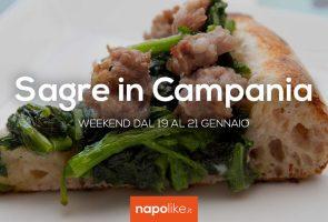 Sagre in Campania nel weekend dal 19 al 21 gennaio 2018
