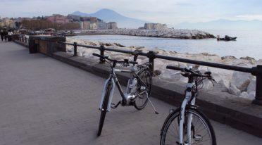 Radfahren in Neapel