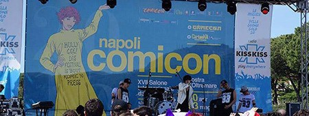 Comicon Naples