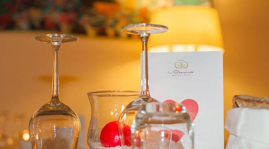 Le Cheminèe Hotel a Napoli, San Valentino 2018