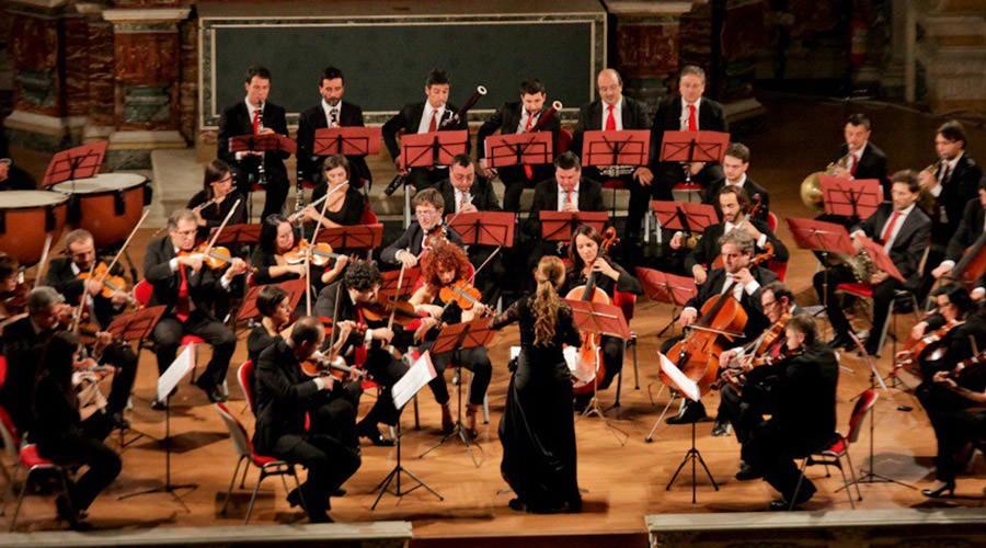 Новый Скарлатти Оркестр