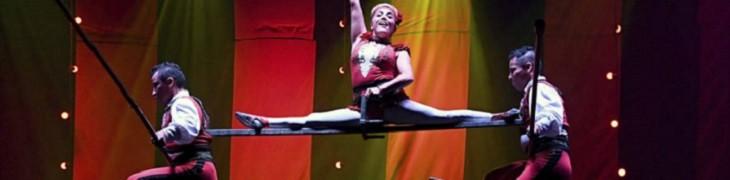 American Circus a Nola
