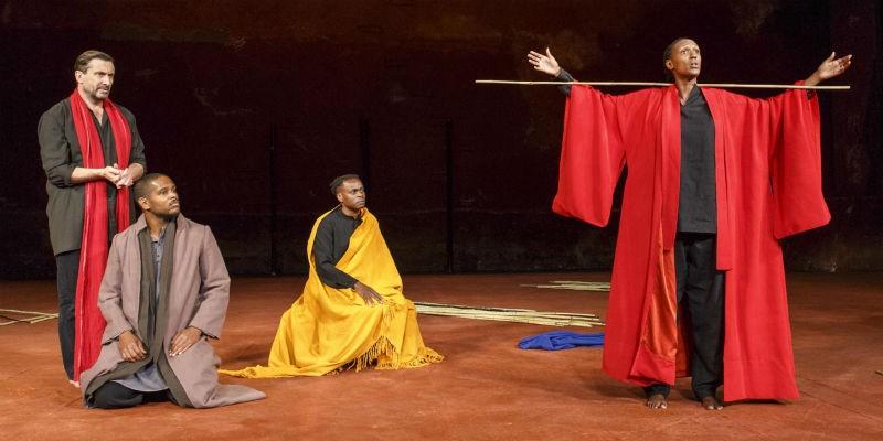 Battlefield di Peter Brook al Teatro Bellini di Napoli