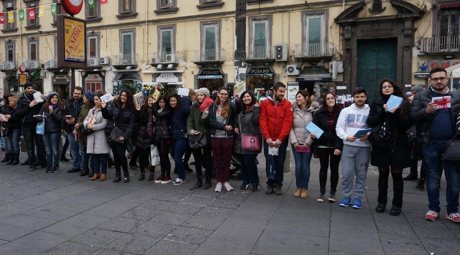 Bookmob Napoli 2018