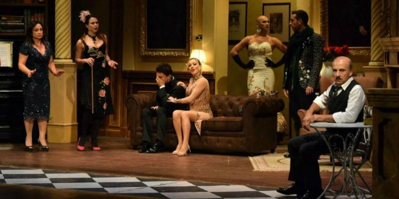 Il pomo della discordia con Carlo Buccirosso al Teatro Diana