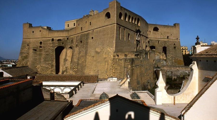 Castel Sant'Elmo a Napoli