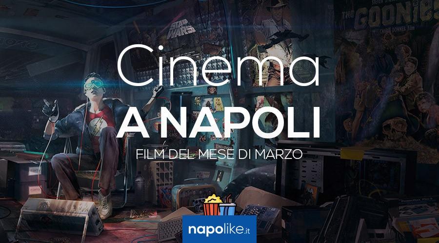 Film al cinema a Napoli a marzo 2018: orari, prezzi e trame