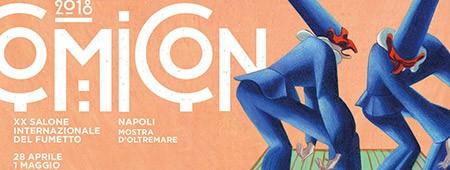 Comicon 2018 affiche