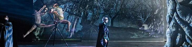 La Divina Commedia Opera Musical al Palapartenope