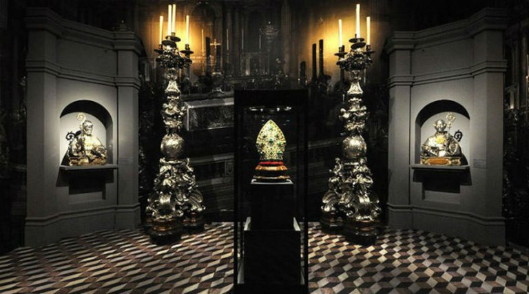 The Museum of the Treasure of San Gennaro in Naples