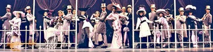 My Fair Lady al Teatro San Carlo