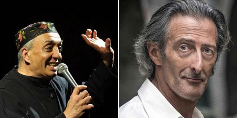 Don Chisciotte alla Pignasecca con Peppe Barra e Nando Paone al Teatro Dianadi Napoli