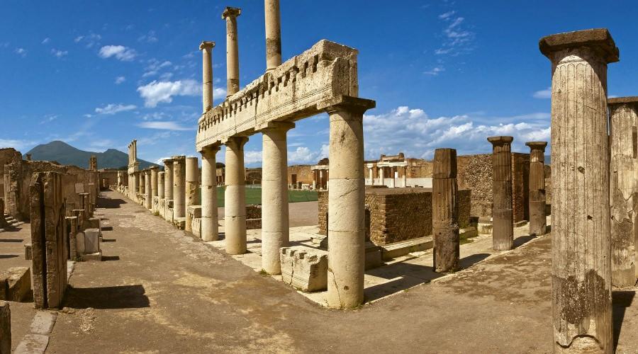 Scavi del Parco Archeologico di Pompei
