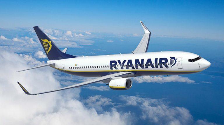 Ryanair Flugzeug