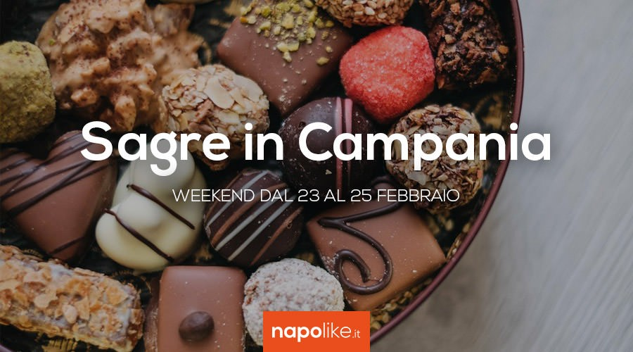 Sagre in Campania nel weekend dal 23 al 25 febbraio 2018