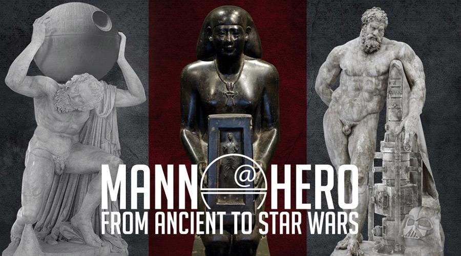 Al MANN la mostra su Star Wars