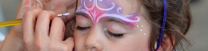 Bambina a Carnevale