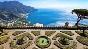 Gärten der Villa Rufolo in Ravello
