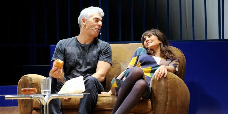 Biagio Izzo nello spettacolo Dì che ti manda Picone al Teatro Diana di Napoli