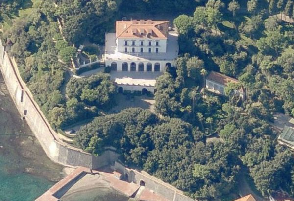 Villa Rosebery in Naples