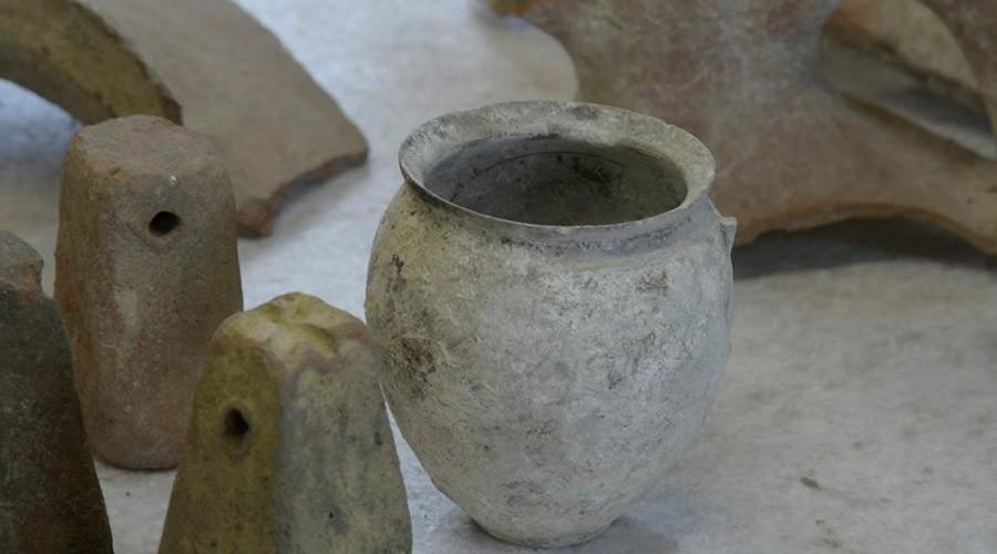 Anfora di Pompei