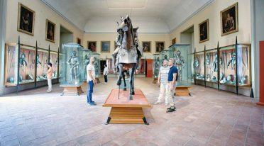 Armeria Farnese e Borbonica, Museum von Capodimonte