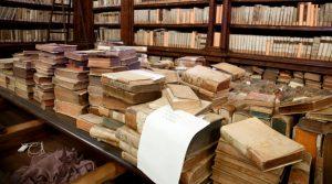 Biblioteca dei Girolamini di Napoli