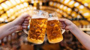 locandina di Settimana della Birra Artigianale 2018 a Napoli e in Campania con serate a tema, sconti e degustazioni