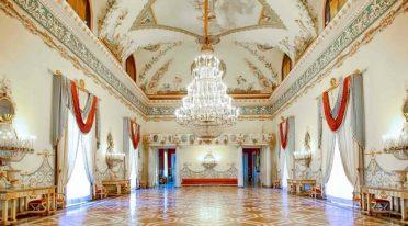 Museo di Capodimonte, Salone Camuccini