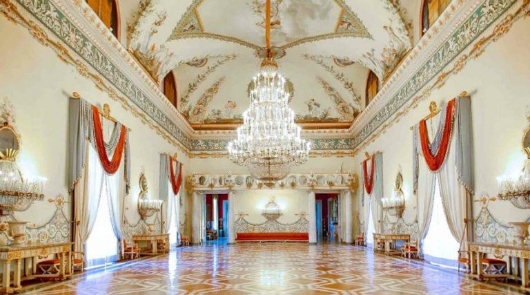 Museum von Capodimonte, Salone Camuccini