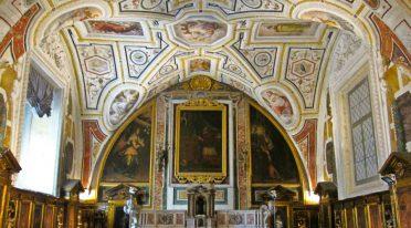 La chiesa di Sant'Anna dei Lombardi