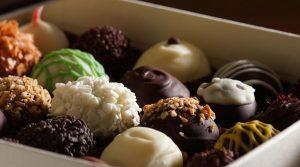 locandina di Chocolate Days 2018 a Salerno: la Festa del cioccolato artigianale sul Lungomare