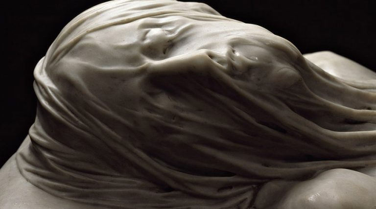 Verschleierter Christus in der Sansevero-Kapelle