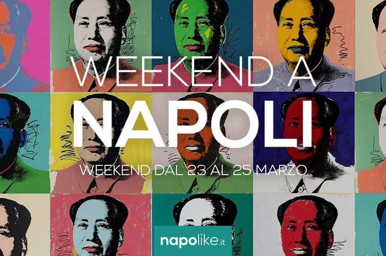 Eventi a Napoli nel weekend dal 23 al 25 marzo 2018