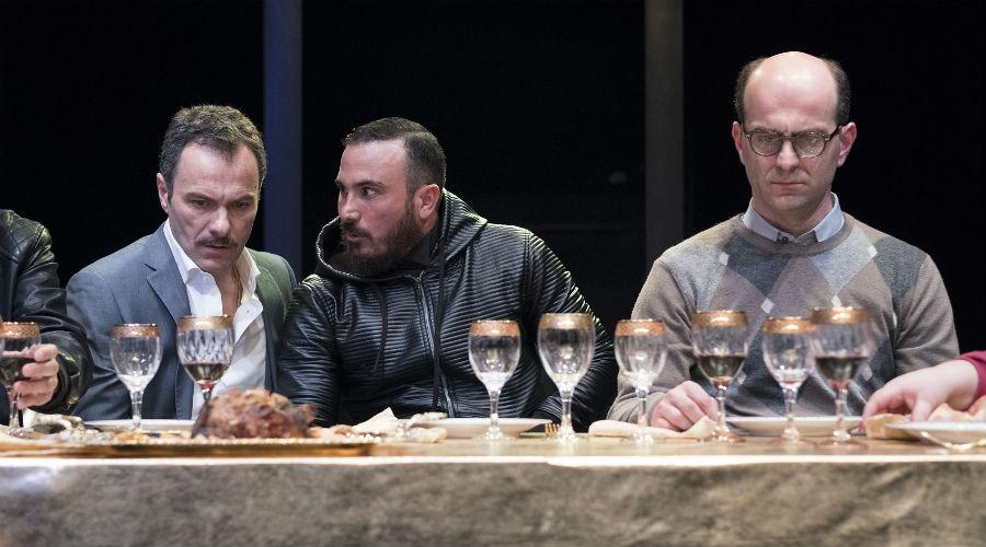 Lo spettacolo Il sindaco del Rione Sanità in scena al Teatro Bellini di Napoli
